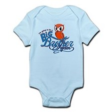 Im going to be a Big Brother Again Owl Body Suit