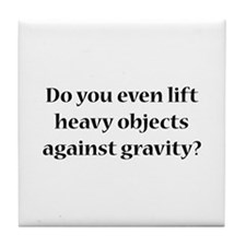 Do You Even Lift Heavy Objects Against Gravity? Ti