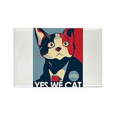 Candigato - Yes We Cat Rectangle Magnet