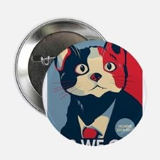 """Candigato - Yes We Cat 2.25"""" Button"""