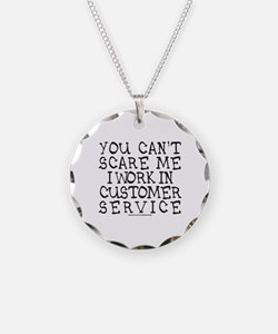 CUSTOMER SERVICE Necklace