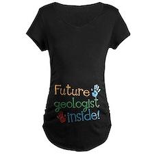 Geologist Maternity T-Shirt