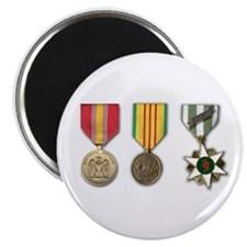 Vietnam Medals Magnet
