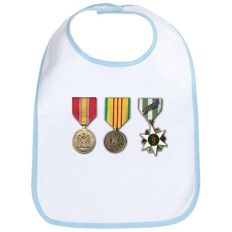 Vietnam Medals Bib