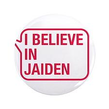 """I Believe In Jaiden 3.5"""" Button"""