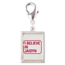 I Believe In Jaidyn Charms