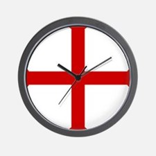 Knights Templar Cross Wall Clock