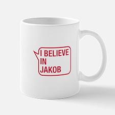 I Believe In Jakob Mug