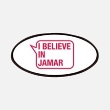 I Believe In Jamar Patches