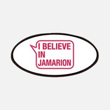 I Believe In Jamarion Patches