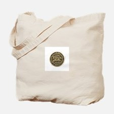 Knights Templar Seal Tote Bag