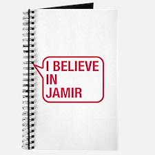 I Believe In Jamir Journal