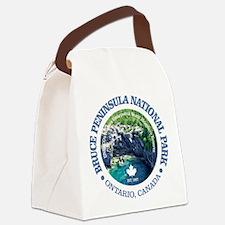 Bruce Peninsula National Park Canvas Lunch Bag