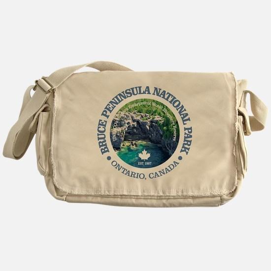 Bruce Peninsula National Park Messenger Bag