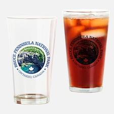 Bruce Peninsula National Park Drinking Glass