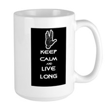 Keep Calm Trekkie Mug