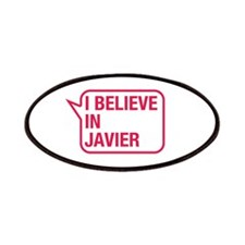 I Believe In Javier Patches