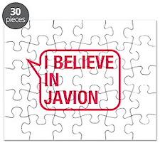 I Believe In Javion Puzzle