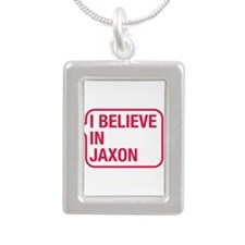 I Believe In Jaxon Necklaces