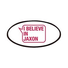 I Believe In Jaxon Patches