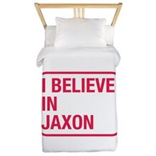 I Believe In Jaxon Twin Duvet