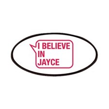 I Believe In Jayce Patches