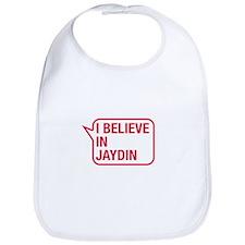 I Believe In Jaydin Bib