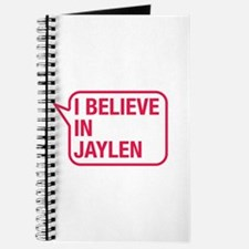 I Believe In Jaylen Journal