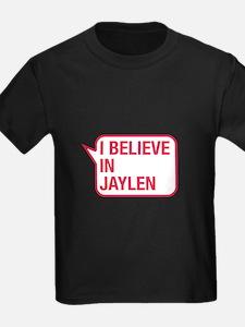 I Believe In Jaylen T-Shirt