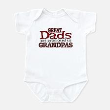 Grandpa Promotion Infant Bodysuit