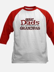 Grandpa Promotion Kids Baseball Jersey