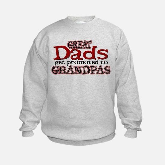 Grandpa Promotion Sweatshirt