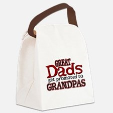 Grandpa Promotion Canvas Lunch Bag