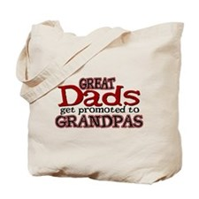 Grandpa Promotion Tote Bag