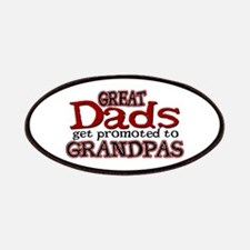 Grandpa Promotion Patches