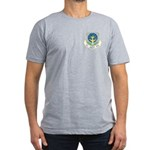 62nd AW Men's Fitted T-Shirt (dark)