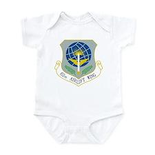 62nd AW Infant Bodysuit