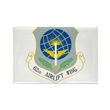 62nd AW Rectangle Magnet