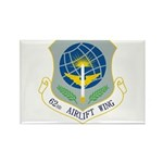 62nd AW Rectangle Magnet (10 pack)