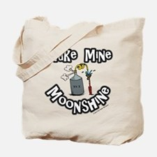 Make Mine Moonshine Tote Bag