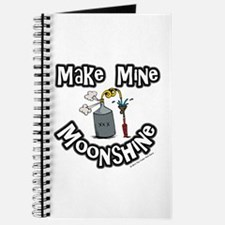 Make Mine Moonshine Journal