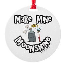 Make Mine Moonshine Ornament