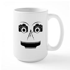 PHOTOGRAPHER FACE Mug