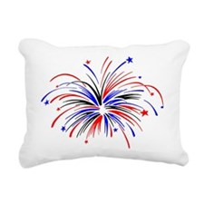 firework.JPG Rectangular Canvas Pillow