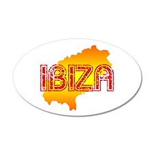Ibiza Wall Decal