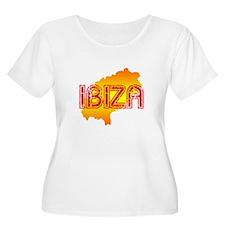 Ibiza Plus Size T-Shirt