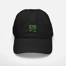 Gone Squatchin woodlands Baseball Hat