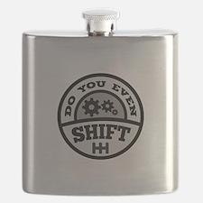 Do You Even Shift? Flask
