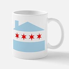 Chicago House Flag Mug
