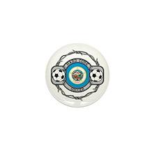 Minnesota Soccer Mini Button